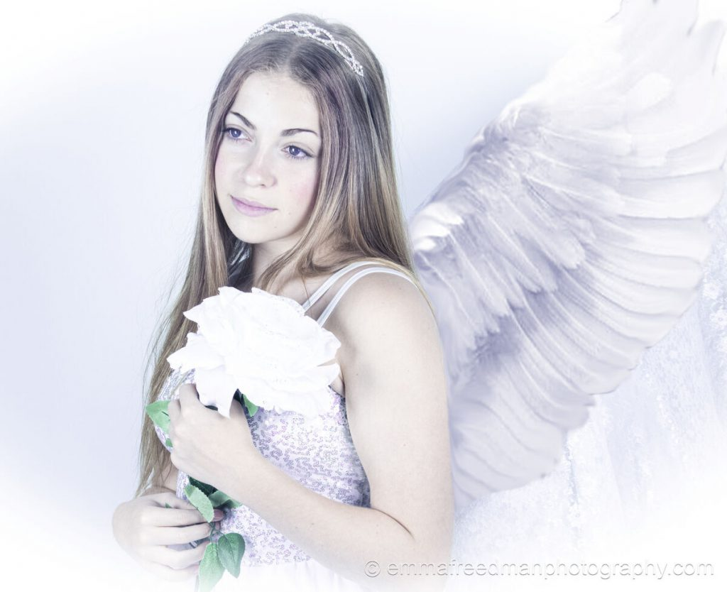 Angel- Angel in heaven