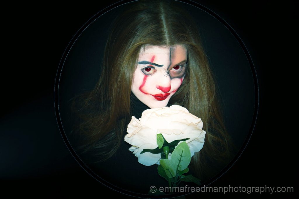 The clown – Can I feel loved?