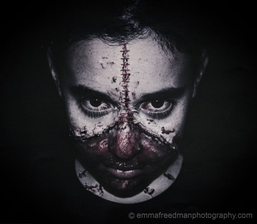 Zombie – Ripped Open